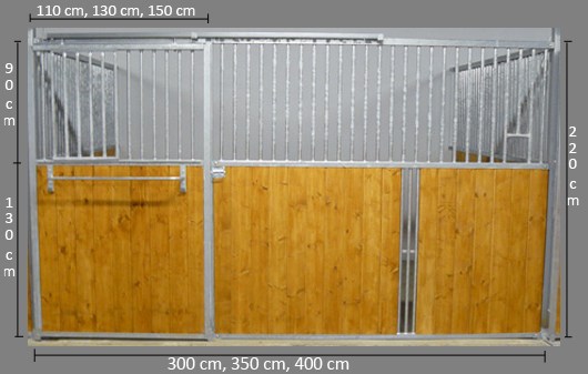 Professional Horse Stall